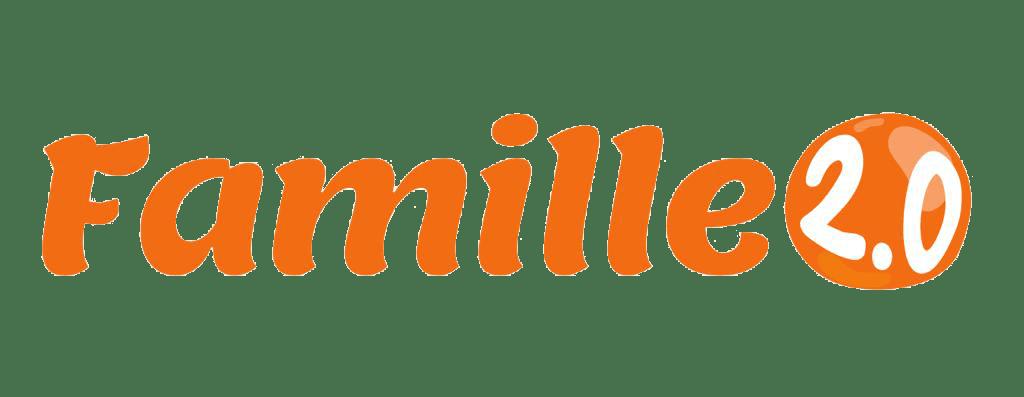 Logo du magazine famille 2.0